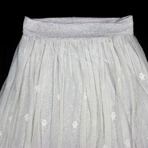 Sundance Skirts - Sundance Astoria Skirt Embroidered Lace Modal